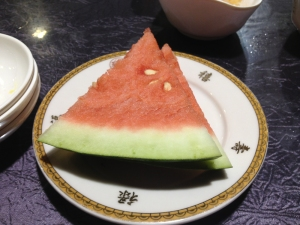 Water melon, needs no introduction