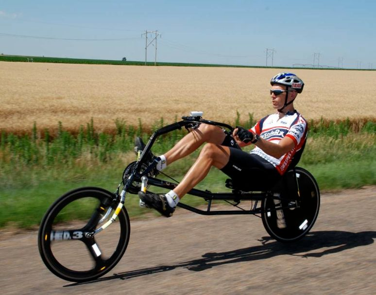 The-Power-and-Performance-of-Recumbent-Bike